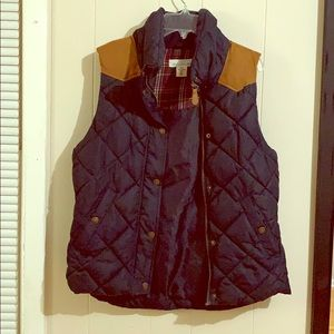 H&M Lightweight Puffer Vest!